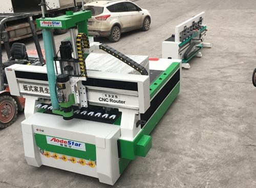 河南开料机厂家讲述板式家具数控开料机的操作与保养细节